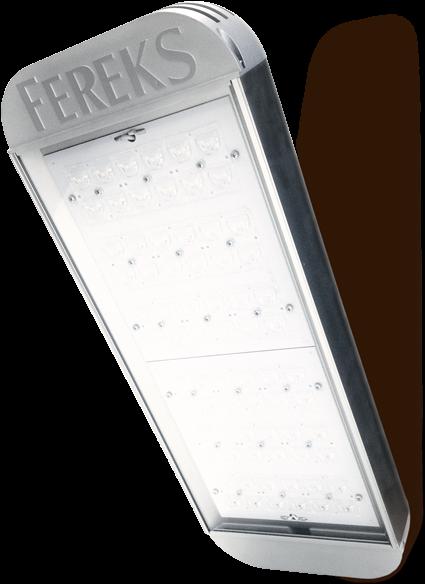 Уличный светодиодный светильник ДКУ 07-78-50-Д120 78 Вт