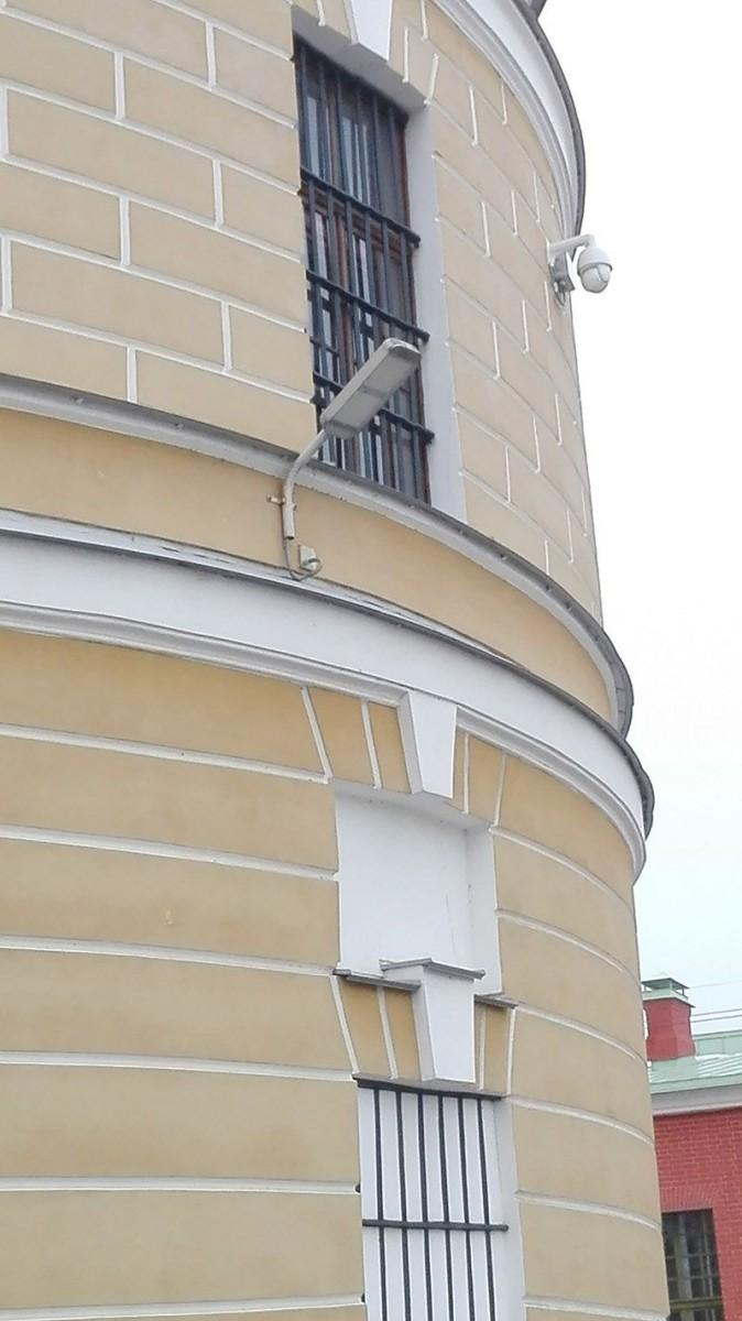 Уличный светодиодный светильник ДКУ 07-182-50-Д120