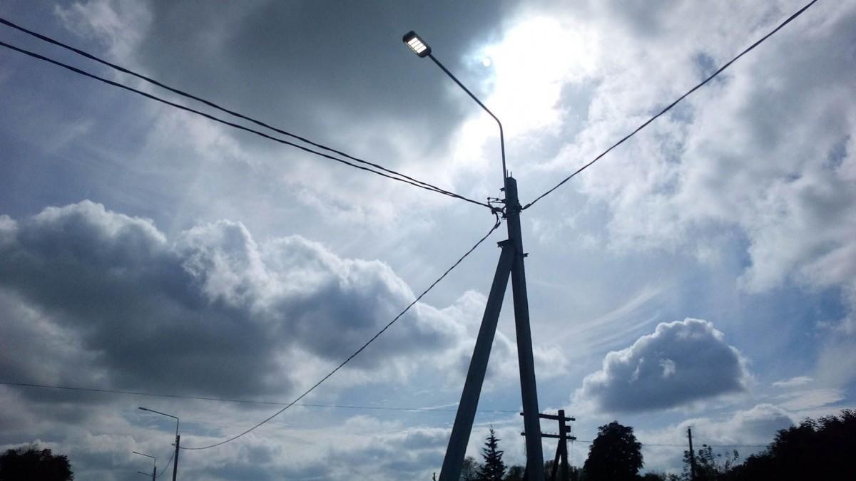 Уличный светодиодный светильник ДКУ 07-208-50-Д120