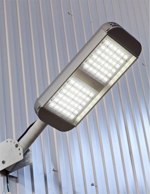 Уличный светодиодный светильник ДКУ 07-260-50-Д120