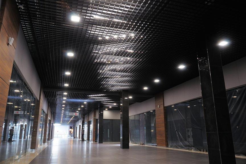Офисный светодиодный светильник ДВО 02-22-50-Д