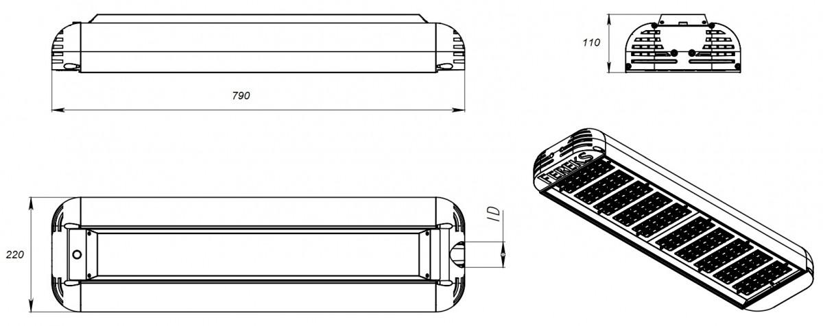 Ex-ДКУ 07-260-50-Д120